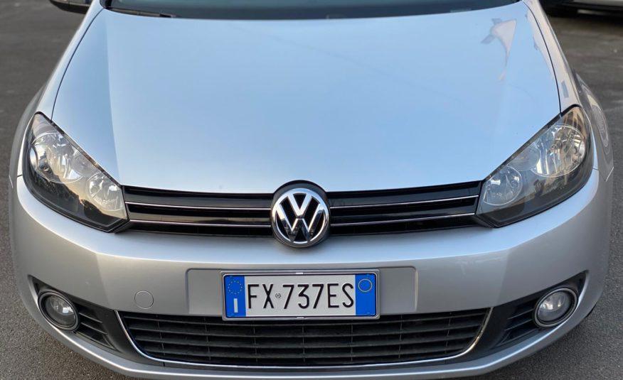 Volkswagen Golf VI 2.0 TDI 140cv Highline