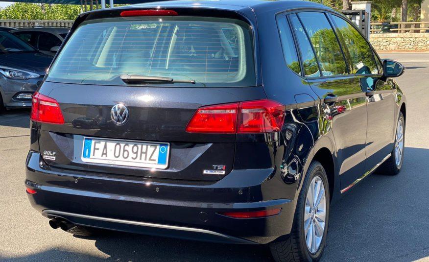 VW Golf Sportsvan 1.4 TSI DSG Comfortline