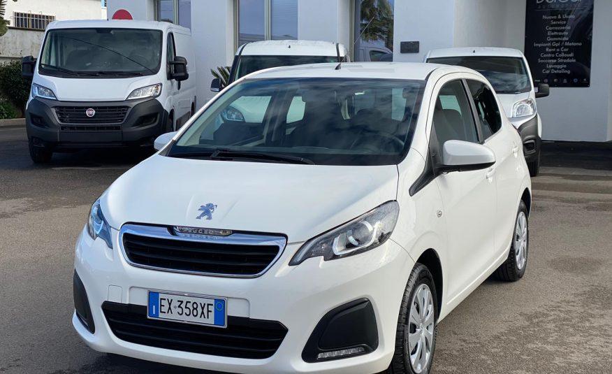 Peugeot 108 1.0 VTI 68CV ACTIVE