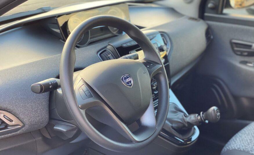 Lancia Ypsilon 1.0 70cv Hybrid Silver