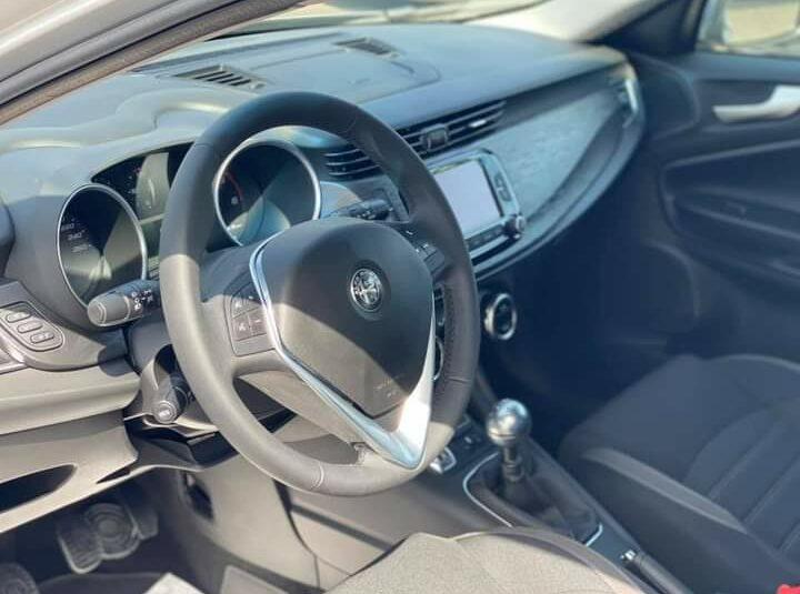 Alfa Romeo Giulietta 1.6 MJT 120CV TI