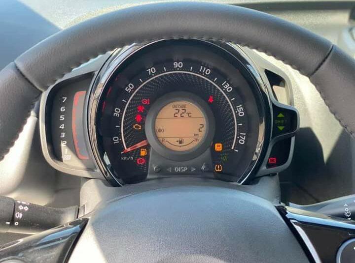 Toyota Aygo 1.0 72cv VVT-i Connect