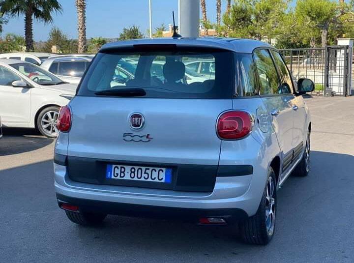 Fiat 500L 1.3 MJT 95CV Mirror