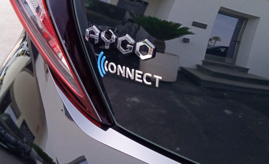 ToyotaAygo Connect 1.0 VVT-i 72 CV 5 porte x-play