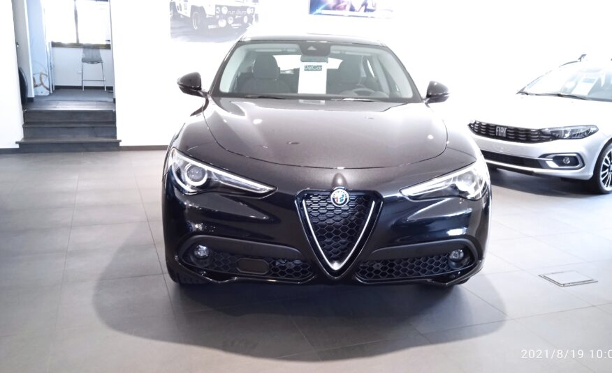 ALFA ROMEO STELVIO 2.2 Turbo Diesel 160 cv BUSINESS AT8 RWD