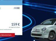 Fiat 500 1.0 Cult Hybrid €. 159 al mese con NOLEGGIO CHIARO LEASYS