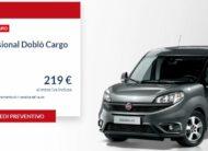 FIAT Doblò Cargo Professional easy diesel €. 219 al mese con NOLEGGIO CHIARO LEASYS
