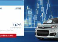 Fiat PANDA 1.0 Easy Hybrid €. 149 al mese con NOLEGGIO CHIARO LEASYS